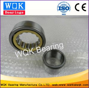 Roulement Wqk Nu2309 Roulement à rouleaux cylindriques avec cage en laiton