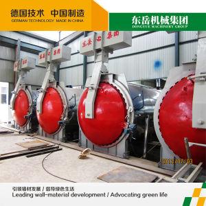 AAC/Autoclave mit Kohlensäure durchgesetzte Betonstein-Maschine (AAC)