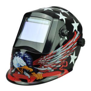 自動暗くなる溶接のヘルメット(WH8912206)