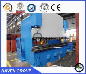 Cnc-hydraulische Presse-Bremse, Edelstahl Bendig Maschine, CNC-faltende und verbiegende Maschine We67k 400X5000