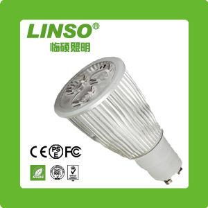 Punkt-Lampe FCC-GU10 4x2w LED