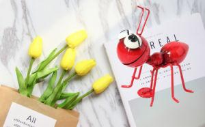 3D de la decoración del hogar imagen Ant hierro característica Etiqueta nevera souvenirs imán de nevera regalo de promoción de productos