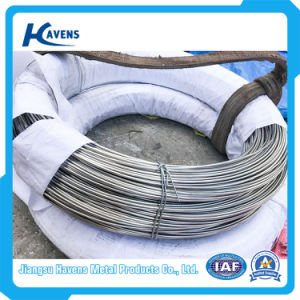 Roestvrij staal Opgepoetste Oppervlakte om Staaf voor Voorwaarde Op hoge temperatuur