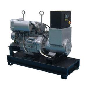 Generador de Deutz Diesel refrigerado por aire tipo Silent 50kVA/40kw