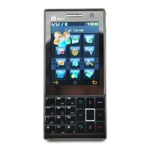 Nuovo telefono delle cellule di Quadband TV GSM (K700 M12)