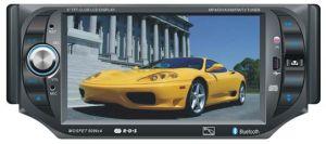 5-дюймовый сенсорный экран In-Dash 1 DIN DVD плеер с функцией GPS, телевизор, карту памяти SD, USB, iPod, двухзонная -3