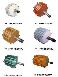 Лампа ветровой турбины (50W - 1 КВТ)