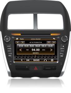 Lettore DVD speciale dell'automobile del Mitsubishi Asx con iPod/iPhone/RDS/SD/Bt/SD