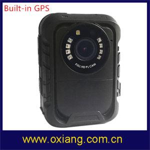 Polizei-Kamera der Gesetzdurchführung IR-Nachtsicht-Polizei-Karosserien-DVR des Schreiber-IP65