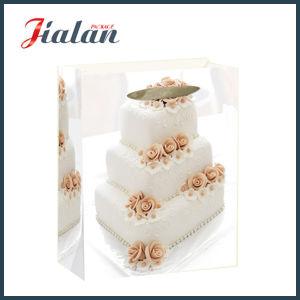 종이를 포장하는 주문품 4c에 의하여 인쇄된 결혼 선물은 부대를 전송한다