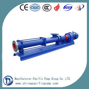 Tipo orizzontale pompa progressiva di G dell'intercapedine di rotazione bassa