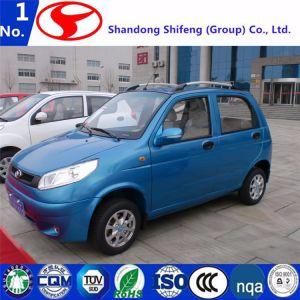 mini Goedkope Elektrische die Auto met 4 wielen in China wordt gemaakt