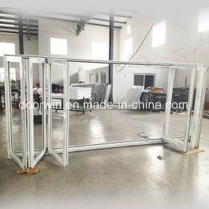 Portello di piegatura di vetro di Frameless di nuovo stile