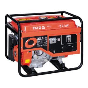 휴대용 3200W/2500W 가솔린 발전기 신제품