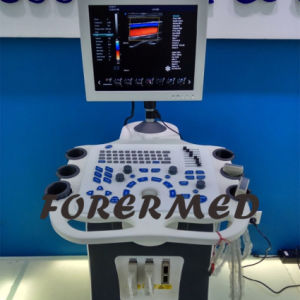 熱い販売のトロリー3D/4Dデジタル超音波