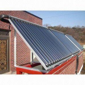 Все нержавеющая сталь тепловой солнечной энергии на коллектор с тепловой трубы