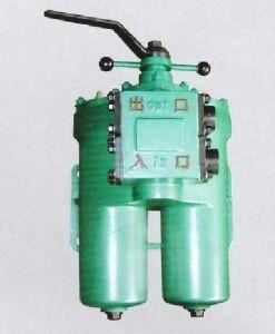 Duplex Type maille SPL-80 du filtre à huile moteur diesel marin Mesh-Type le filtre à huile