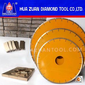 disco di pietra del diamante dell'utensile per il taglio di 300-600mm per marmo