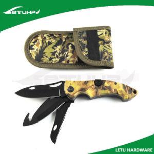 Blades 3 tácticas de supervivencia Cuchillo plegable exterior