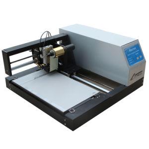 자동적인 포일 각인 기계 또는 책 표지 포일 각인 기계