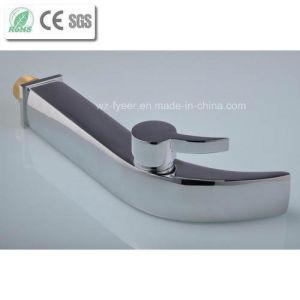 方法高いボディ単一の真鍮の洗面器のコック(Q3066H)