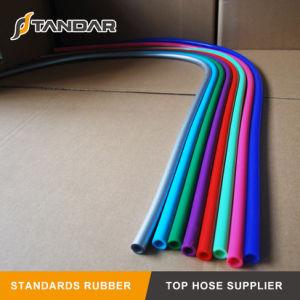 Eco-Friendly flexível do tubo de Silicone Grau alimentício