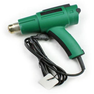 2000W LCD 전기열 전자총 조정가능한 온도 열기 전자총