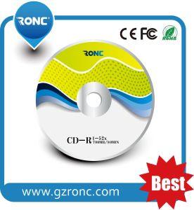 Prezzo all'ingrosso di vendita caldo dei CD-R fabbrica di 52X 700MB 80min