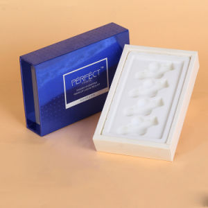 صنع وفقا لطلب الزّبون مستحضر تجميل [أسن] يميّه ورقة يعبّئ صندوق