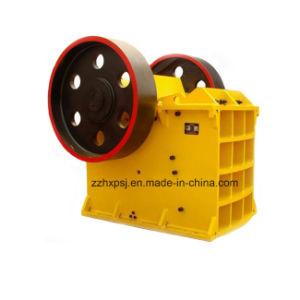 Машина дробилки челюсти цемента (PE-500x750)