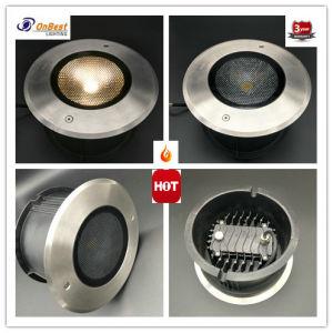 IP67の熱い販売の穂軸LED 12W LED地下ライト