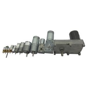 50mm 12V CC con motor a bajo régimen de reducción de marcha