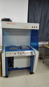 Hoge VacuümOven Temperaturer/Vacuüm Eutectische Oven V3