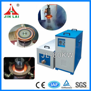 IGBTの誘導加熱機械(JL-80)を使用して環境