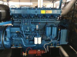 Weichai 600kw 디젤 엔진 발전기 세트