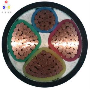 Koper van de Kern van het lage Voltage de het Multi of Kabel van de Macht van de Isolatie van pvc van het Aluminium
