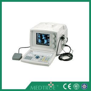 CE / ISO Aprovado Ultrassom oftalmológico Ultrassônico a / B Pesquisa de Oftalmologia (MT03081002)
