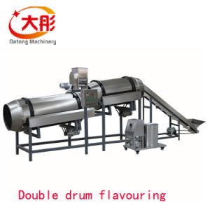 La ligne de production des aliments pour animaux de compagnie de la machine Machine de l'extrudeuse à double vis