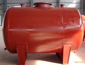 20000 galões de aço de carbono do Tanque de Combustível