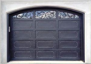 Deuren van de garage van het ijzer van nice de sectionele u deuren