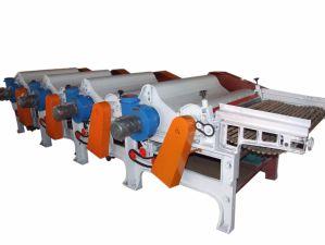 De Kaardende Machine van uitstekende kwaliteit van de Vezel voor niet Geweven Lijn Flet