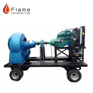 45kw Diesel van de Zuiging van het eind de CentrifugaalPomp van het Water