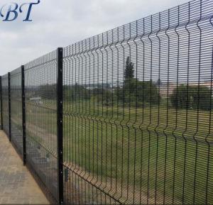 高い安全性のゆとりVUの網の塀のパネル/358反上昇の塀/刑務所の囲うこと