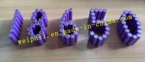 3,7 В, 800 Ма, литиевая батарея, Li-ion размера 18650, цилиндрический перезаряжаемый