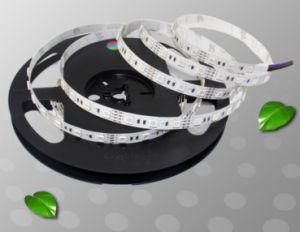 Indicatore luminoso di striscia di alta qualità 12V 24V 600PCS 5050 SMD RGB RGBW LED