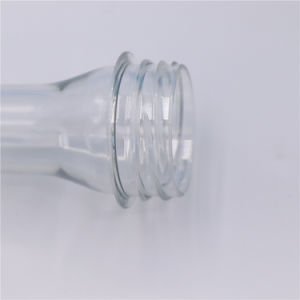 28mm水化粧品のびんのためのプラスチック明確なペットプレフォーム