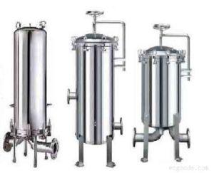En acier inoxydable de type Sac filtre stérile