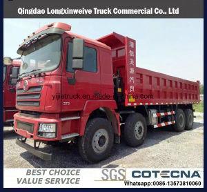 De Vrachtwagen van de Stortplaats van de Mijnbouw van SHACMAN D'long 6x4 336HP 35t 20m3