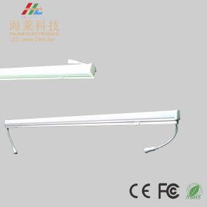 8 pixel per indicatore luminoso lineare della barra del tester DMX512 LED
