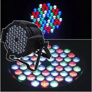 高い発電LEDは3W x 54PCS非同価ランプを防水する